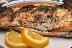 Pesce alla griglia (Grilled Fish) | Memorie di Angelina