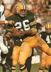 Herb Adderly, Green Bay Packers. Class of 1980.