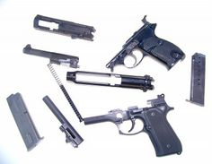 The Walther P 38, a Very Important War Dog Loading that magazine is a pain! Get your Magazine speedloader today! http://www.amazon.com/shops/raeind