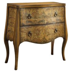 BEST PRICE COAST TO COAST $419.95-Cartographer's Accent Chest - Style Steals: Storage on Joss & Main / MEAS. 37W X 16D X 36H