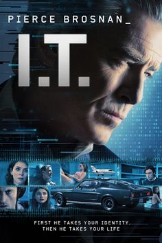 Win a digital copy of Pierce Brosnan and Anna Friel's I.T. | Live for Films