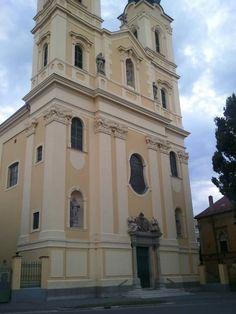 Miskolc, Hungary Central Europe, Slovenia, Czech Republic, Hungary, Four Square, Croatia, Baroque, Austria, Notre Dame