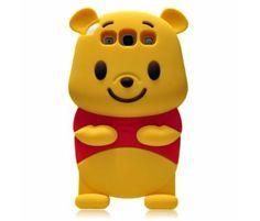 3D Cartoon Disney Winnie the Pooh Bear Silicone Case for Samsung Galaxy S3 III i9300 ---3D Cartoon Disney Winnie the Pooh Bear Silicone Case is designed for Samsung Galaxy S 3 I9300. It is made of light, soft but strong polymer. It is stain and scratch resistant. It offers great protection of your Phone without adding bulk