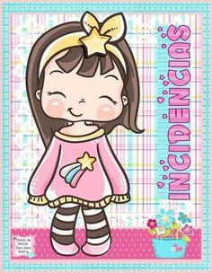 Girl Cartoon, Cute Cartoon, Cardcaptor Sakura, Cute Characters, Digi Stamps, Happy Kids, Clear Stamps, Baby Boy Shower, Cute Girls