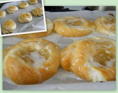 Nice food for every days : Crescent Roll Danish