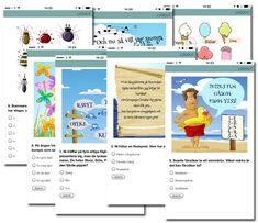 Skattjakt med app i mobilen: tema sommar Grape Vines, Stuff To Do, Map, Goodies, Kids, Inspiration, Sweet Like Candy, Young Children, Biblical Inspiration