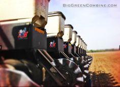 corn planter #farm #photography