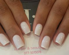 French gel manicure …