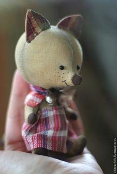 Купить кофейные лисички Сеня и Соня - коричневый, лисенок, лисята, игрушка своими руками, парочка