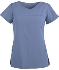 koi Women's Ella Print Scrub Top | Wear To Work ...