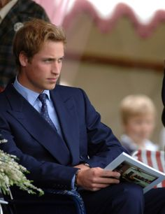Prince William (with hair)
