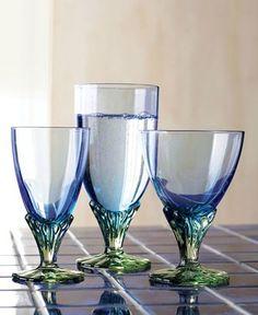 """Lauren Ralph Lauren  """"Bahia"""" Glassware"""