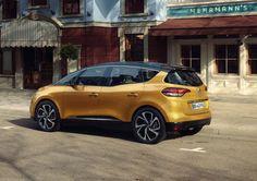 2016 Renault Scenic makes world debut in Geneva