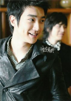Andrew Choi a.k.a Choi Siwon