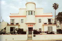 The World Bank Office - modern rationalist style - Asmara.