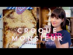 Croque Monsieur Depois dos Quinze   Vídeos e Receitas de Sobremesas