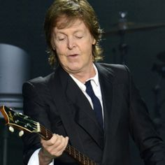 Paul McCartney Comes in With the 'New'- His new album is coming out October 15!! He is 71 and is still making music: increased my already high levels of respect for the man by like 100000000%