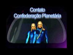 Contato extraterrestre com seres da Confederação Planetária - Cassyah Faria