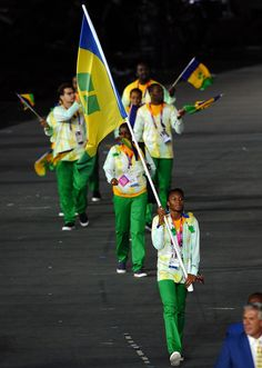 St. Vincent and the Grenadines at the Olympics 2012