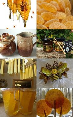 The Honeybee Gift Collection by Sarah Lais on Etsy