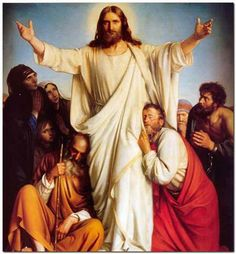 Amazing Paintings of the Risen Christ - Beliefnet.com