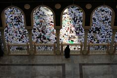 Hajj is must for all thouse mulism which have power (health)