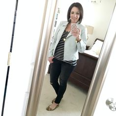 LOVING ankle-length pants and jeans this Spring! Spring 2016 Fashion Trends   Fashion for Women over 40
