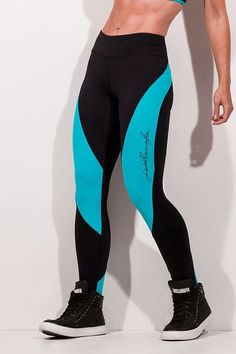 Labellamafia Ocean Cut Legging