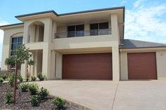 Panel lift residential roller doors Queensland Roller Doors Brendale