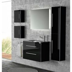 Mobilier Baie 001