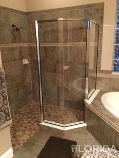 Glass Shower Panels - Florida Shower Doors Manufacturer Glass Shower Panels, Bathtub, Florida, Standing Bath, Bath Tub, The Florida, Bathtubs, Tub
