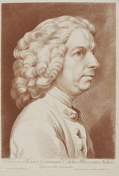Francesco Saverio Geminiani (1687-1762), Italian Baroque composer and violinist