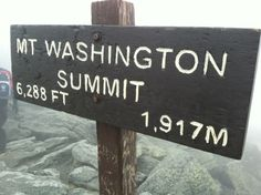 small-scale wanderlust: mount washington, new hampshire, usa Mount Washington Hike, Creature Of Habit, Come And Go, New Hampshire, The Great Outdoors, New England, Places Ive Been, Climbing, Boston