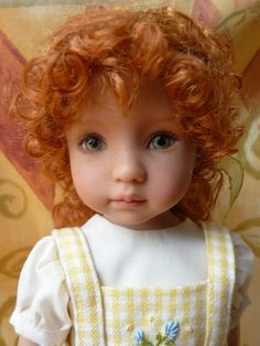 .Does anyone know who created this lovely doll?