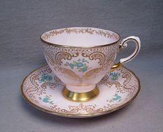 fine bone china with lacy design
