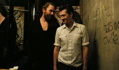 Uhh Yeah Dude: Seth Romatelli & Jonathan Larroquette... just because I love them