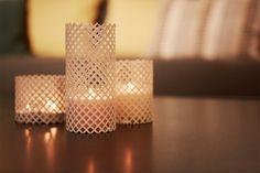 Comment fabriquer simplement une lampe orientale ?