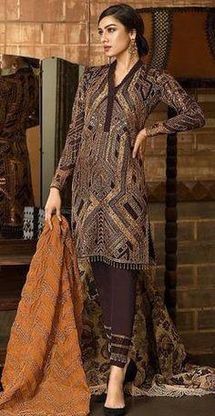 3e73832c5b Asim Jofa Chiffon Suit, Ladies Suits Online, Replica Designer Dresses.  Pakistani Street Style