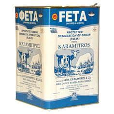 Karamitros A. Feta, Greek Cheese, Poster Ads, Corfu, Athens Greece, My Heritage, Greek Recipes, Brand Packaging, Greek Islands