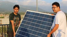 See how solar power is lighting up the lives of Nepal Earthquake victims, and why you should consider solar power as your alternative energy source.
