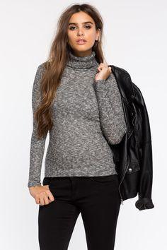 Свитер Размеры: S, M, L Цвет: серый Цена: 1149 руб.     #одежда #женщинам #свитера #коопт