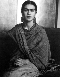 Frida Kahlo (originally spotted by @Mitzievce919 )