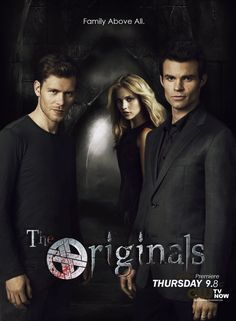 The Originals! L ove that show! Mostly Klaus! :D
