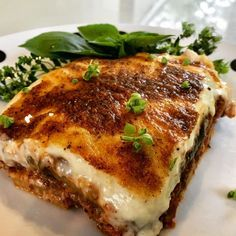 Cookbook Recipes, Meat Recipes, Cooking Recipes, Delicious Desserts, Yummy Food, Greek Cooking, Mince Meat, Moussaka, Food Tasting