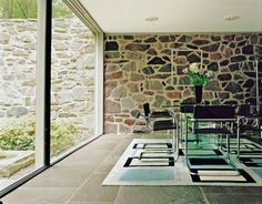 Hooper House or Hooper House II, designed by Marcel Breuer and Herbert Beckhard