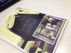 Brochure nouvelle collection de la créatrice Anne Cécile Espinach