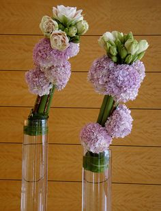 I wonder if this type of arrangement would look better in the villa setting, which is very modern with clean lines.