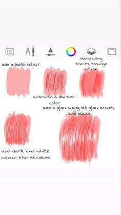 Digital Painting Tutorials, Digital Art Tutorial, Art Tutorials, Autodesk Sketchbook Tutorial, Sketchbook App, Digital Art Beginner, Art Tablet, Computer Drawing, Concept Art Tutorial