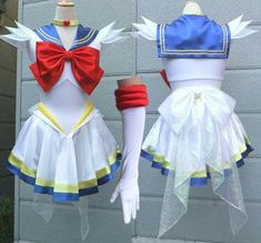Oasis Costume - Super Sailor Moon cosplay costume Serena dress Usagi Tsukino dress, $60.00 (http://www.oscostume.com/092)