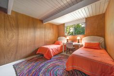 Cheerfully restored Eichler asks $975K in California - Curbedclockmenumore-arrow : The 1958 home is located in the Lucas Valley/Marinwood neighborhood in San Rafael